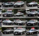 日本全国のパトカーが都内に集結! 「即位の礼」応援で...あなたのお気に入りはどれ?