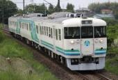 『2016/5/28運転 阿武隈急行ありがとうA417系列車』の画像