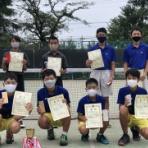 羽村ソフトテニス