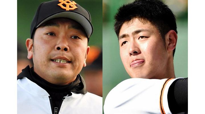 巨人レギュラー争い!一塁手は阿部か岡本か