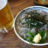 『念願だった生しらす丼ヾ(*´∀`*)ノ@磯料理きむら』の画像