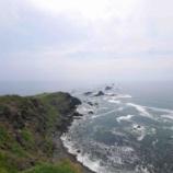 『【北海道ひとり旅】太平洋ドライブ えりも町『襟裳岬』』の画像