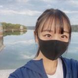 『[イコラブ] 瀧脇笙古「多摩湖RUN𓅿𓅿𓅿💨…」』の画像