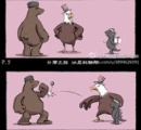 【悲報】外国人「日本の外交を漫画にしてみたw」