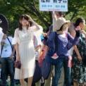 第1回昭和記念公園モデル撮影会2018 その37(午後の部全員集合)
