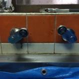 『大阪府高槻市 給湯配管折れ -給水給湯配管工事・蛇口-』の画像