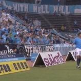 『[横浜FC] 攻撃陣が躍動 FWイバの2ゴールなど5得点を奪い快勝!! 特別指定選手MF松尾佑介Jリーグデビュー!』の画像