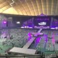 東京ドームコン主催者発表AKB48(4.8万人)欅坂46(5万人)乃木坂46(5.5万人)