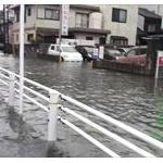 【GIF動画】洪水でとんでもないものが流れてきたwwwwwww