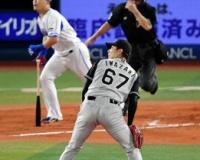 阪神・2番手の岩崎が3失点 DeNAの勢い止められず