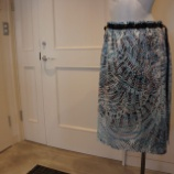 『irise(イリゼ)イタリアンファブリックスカート』の画像