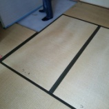 『港区夕凪にありますエスリード朝潮橋にお住まいのお客様宅の畳の表替え〜』の画像