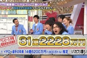 ワンピーチの尾田栄一郎の年収31億2228万wwwwwwwwww