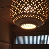 『玄関照明』の画像