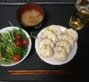 晩ご飯作ったから見て