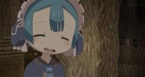 【メイドインアビス】第6話 感想 監視基地でお泊り会!