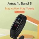 Amazfit band5...なにもの?