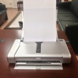 『Mac OS XからCanon iP100へBluetoothで印刷したい!』の画像