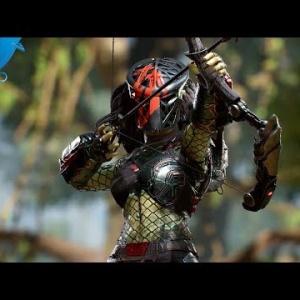 『プレデターをビデオゲーム化する非対称マルチシューター「Predator: Hunting Grounds」の発売日が2020年4月24日に決定、新トレーラー』の画像