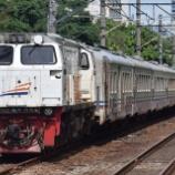 『【臨時列車撮影記】Taksaka Tambahan』の画像
