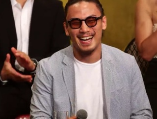 MMAファイターの矢地祐介と川口春奈さんの熱愛が報じられる