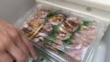 鹿児島県から取り寄せた「鳥刺し」を食べる(※画像あり)