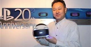 SIE吉田修平氏、「PS VR」苦戦の理由、PS Vitaの終了やPS5について語る