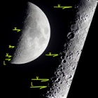 『月面X現象 2/19』の画像