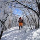 『日本百名山 冬の赤城山へ☆その3 駒ヶ岳へ♪』の画像