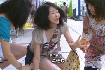 志田未来のおっぱいチラとしわのついたエロい腋
