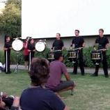 『【DCI】ファーストショー時点でのドラム全曲! 2014年ブルーデビルズ・ドラムライン『カリフォルニア州クローヴィス』本番前動画です!』の画像