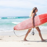 『大人気ブランド ロサーセン レディースゴルフウエア SURF-STYLE』の画像