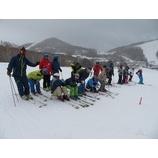 『志賀高原初滑り4期、良いシーズンインができました。』の画像
