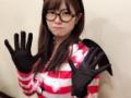 【朗報】ハロウィンコスの竹達彩奈さん、可愛すぎるwwwww(画像あり)