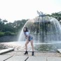 第1回昭和記念公園モデル撮影会2018 その59(雨汐)