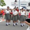 2016年横浜開港記念みなと祭国際仮装行列第64回ザよこはまパレード その94(横浜創英中学・高等学校マーチングバンド)