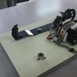 『簡易的な下糸巻き機!高価な下糸巻き機を買わなくても、大映ミシンが簡易的な下糸巻き機を作っちゃいますよ!』の画像