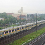 『Bekasi線12連運転開始(1月25日)』の画像