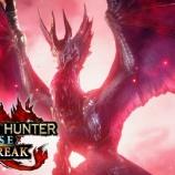 『【MHRS】モンハンライズ:サンブレイク2022年夏に発売決定!黒い謎の古龍がメインモンスター!?』の画像