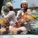 2010年 横浜開港記念みなと祭 国際仮装行列 第58回 ザ よこはま パレード その5(ミスはこだて編)