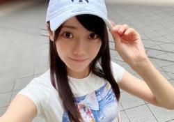 【神GIF】黒見明香ちゃんの里崎モノマネのクオリティwwwwwwwwwwww