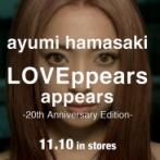 浜崎あゆみさんの最新アルバム、初週0.6万枚