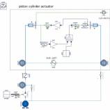 『[執筆途中]PistonCylinderActuator』の画像