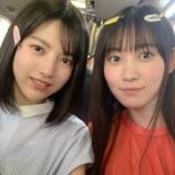 『【乃木坂46】レベル高え・・・新4期生 林瑠奈、松尾美佑の2ショットが尊すぎる・・・』の画像