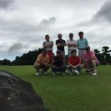 『ゴルフ仲間と徳島遠征コンペ!!』の画像