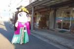 交野市のゆるキャラおりひめちゃんが関西テレビのキャラぱらに出るみたい