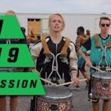 『【WGI】ドラム大会ロット! 2019年アトランタ・クエスト『イン・ザ・ロット』大会本番前動画です!』の画像