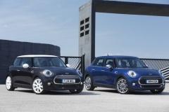 MINI クーパーS、燃費向上でエコカー減税対象モデルに