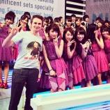 『【乃木坂46】Mステで共演した海外バンド『MUSE』のInstagramに乃木坂メンバーが登場!!』の画像