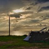 『【キャンプ】ColemanのツーリングドームST+で崖っぷちのキャンプ場行ってきた話 その1【ツーリングキャンプ】』の画像